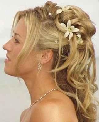 El peinado de mi boda