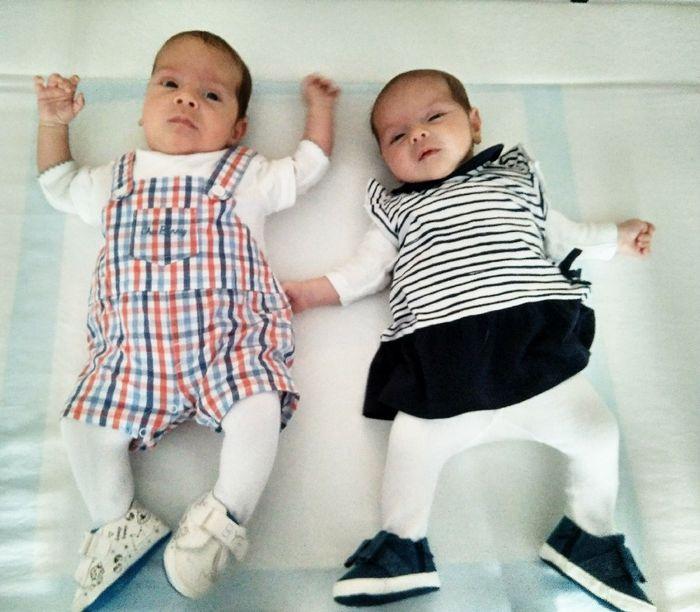 Futuras mamis mellizos/gemelos 1