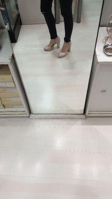 Los zapatos de todas las novias! 1