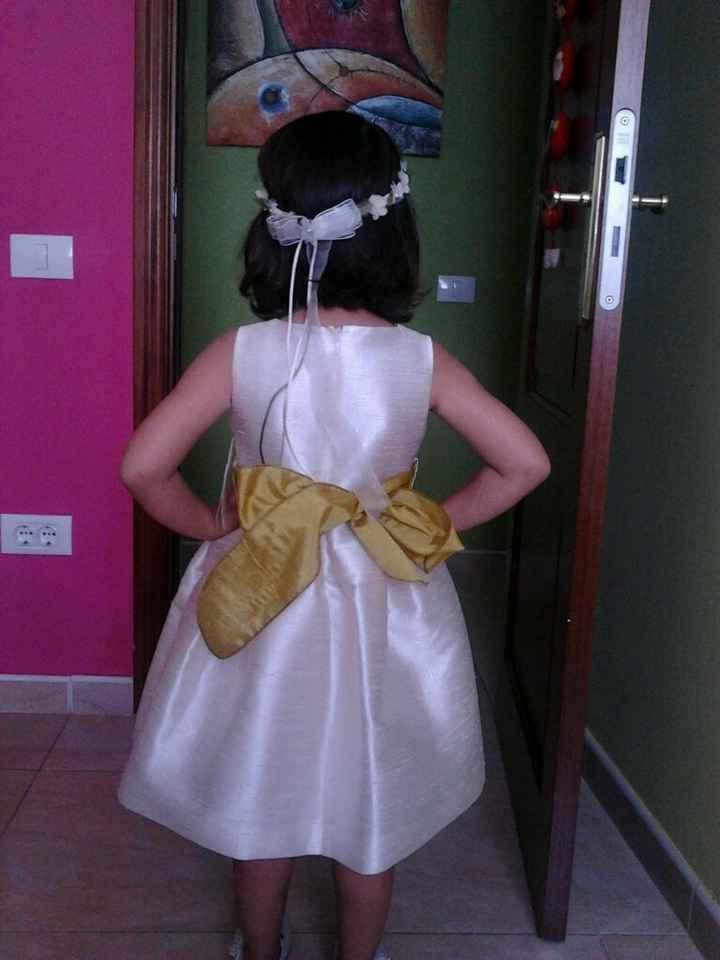 Peinado para nuestra hija - 2