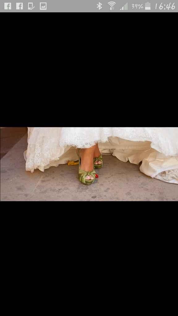 Las novias con zapatos : membur - 1