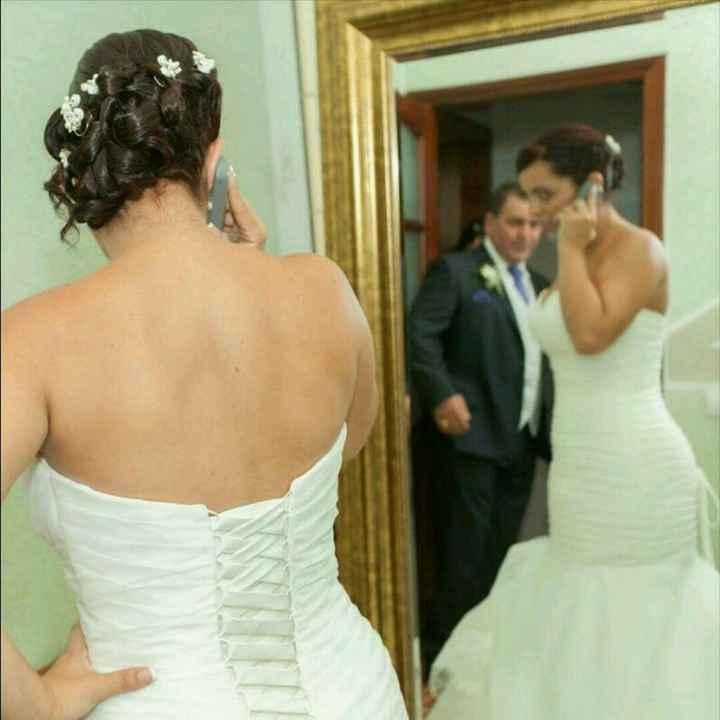 Peinados con trenzas. quien ha llevado trenza en su boda?? - 1