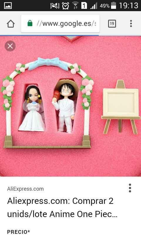Mis muñecos de la tarta - 1