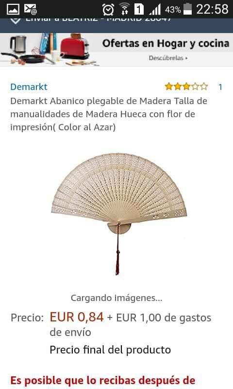 Abanicos - 2