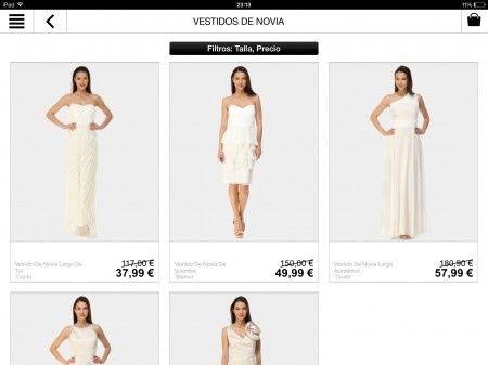 Foro Privalia Nupcial Vestidos Moda Novia fAqxwSI