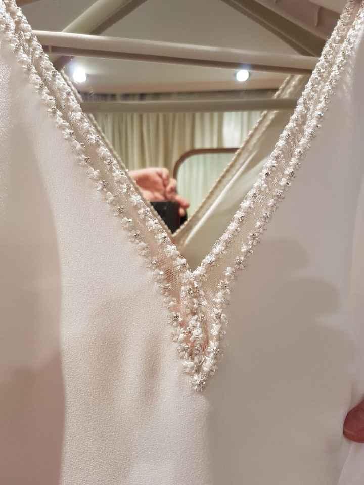 Que tocado le pondrías a este vestido ? - 3