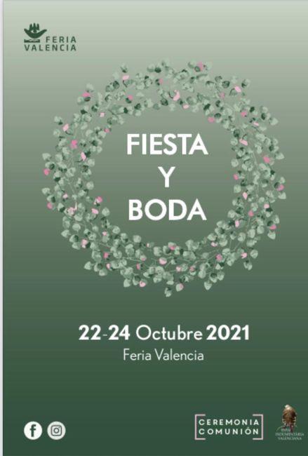 Fiesta y Boda Valencia - 1
