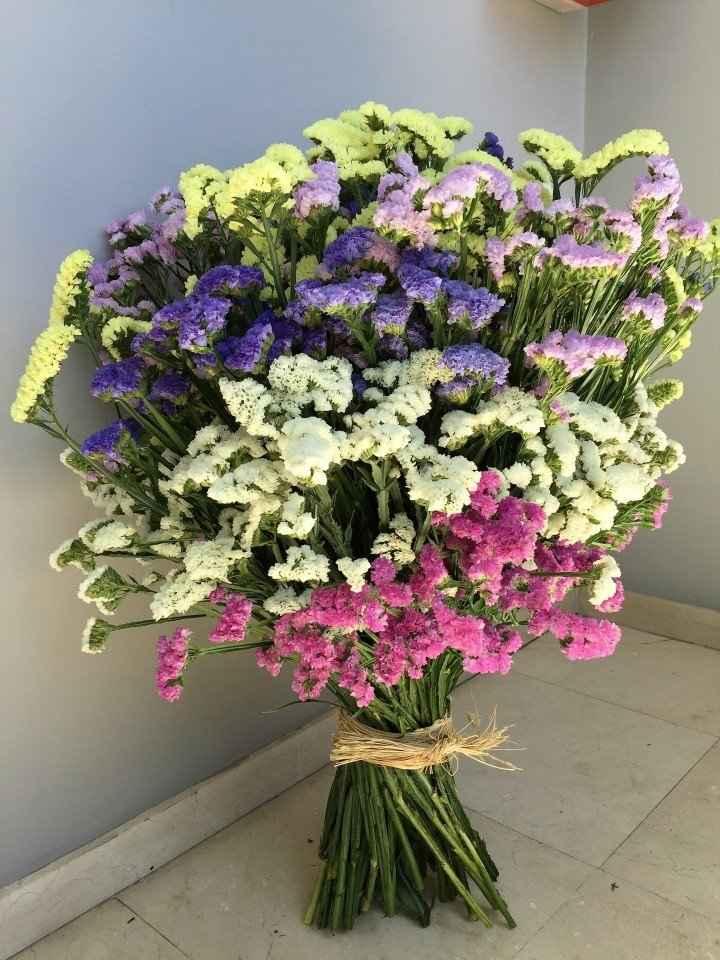 Ramo de novia Paniculata - 1