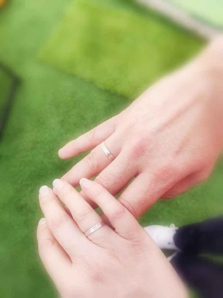 Me casaba hoy sí o sí - 1