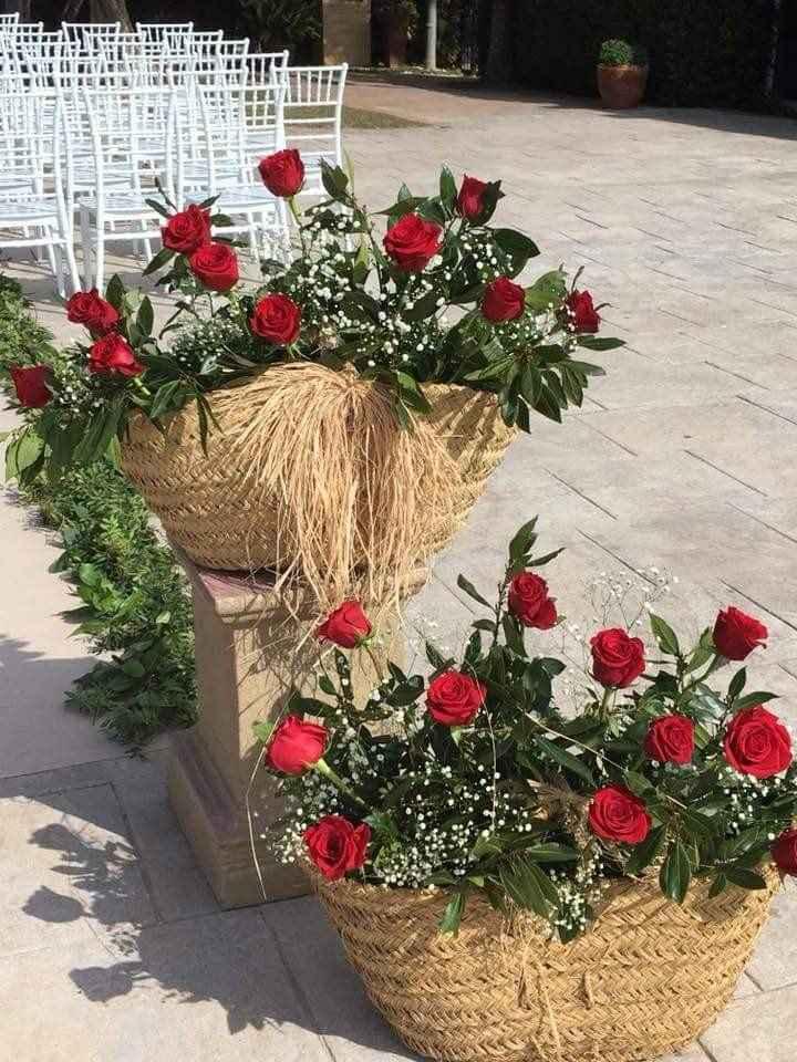 Nuestra decoración floral - 13