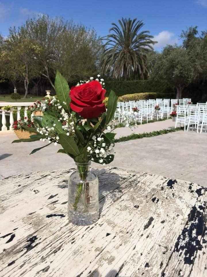 Nuestra decoración floral - 14