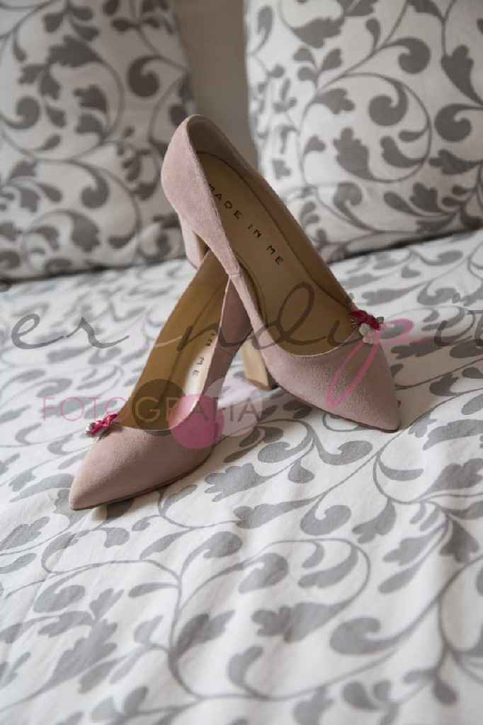 Qué zapatos elegisteis? - 1
