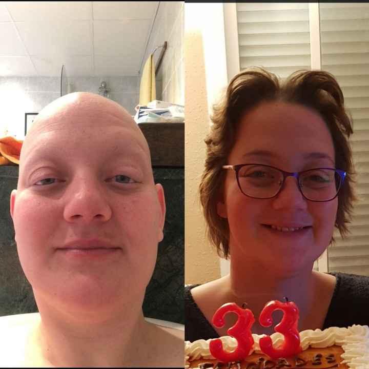 un año de diferencia