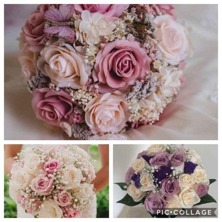 Ramo de novia bouquet - 1