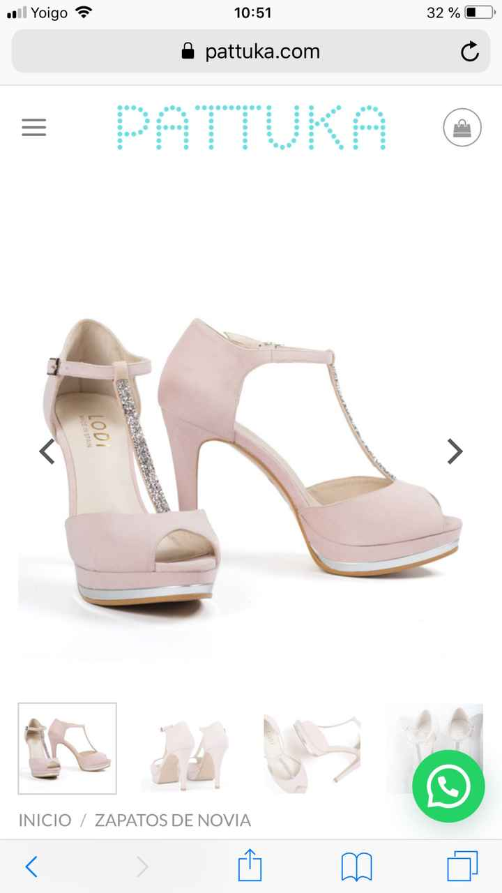 Zapatos lodi pauli - 1