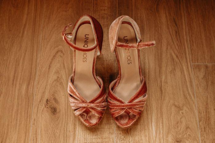 Los zapatos de mis sueños 😍 - 1