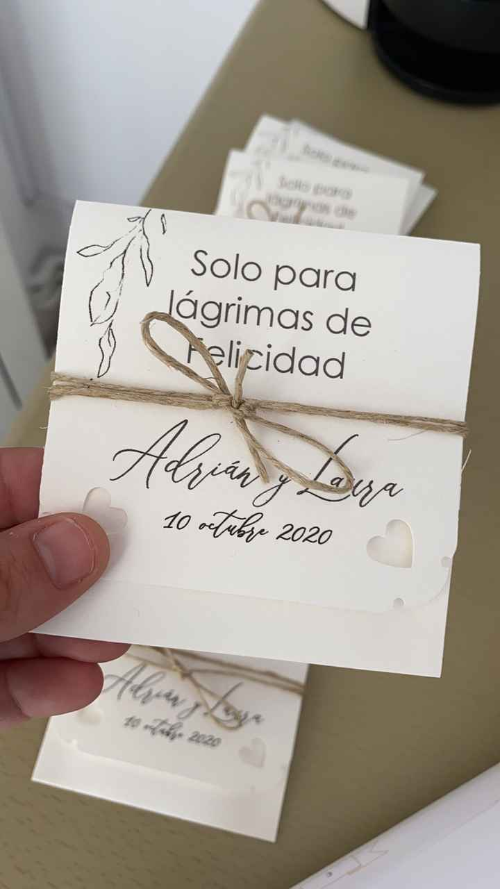 Cositas de mi boda!! - 1