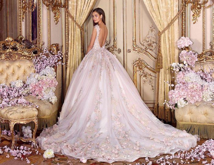 Modista de vestidos de novia en granada