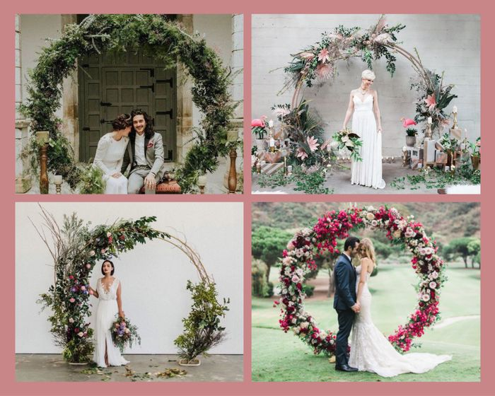 Arco de flores 1