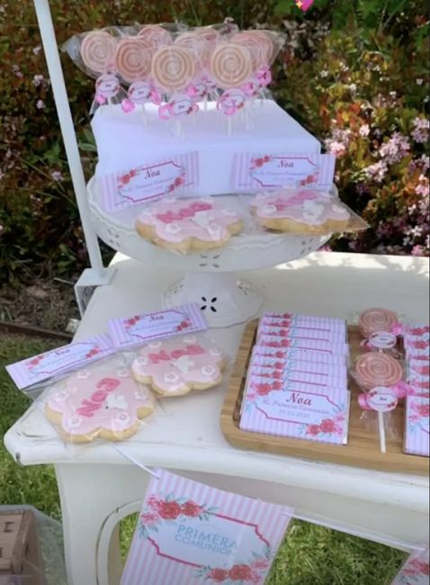 Mesas dulces 11