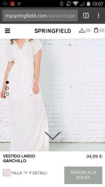 Vestido ibicenco - 1