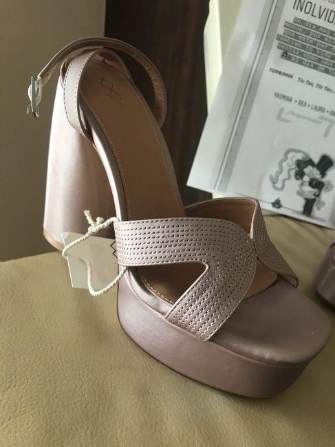 Mis zapatos? - 1