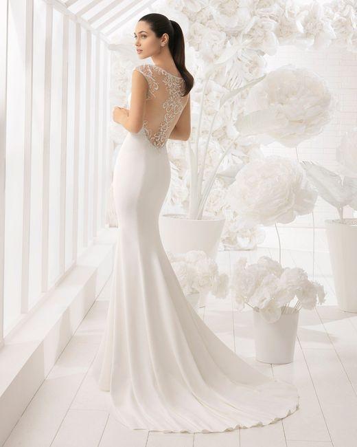 El dilema de Sherezade: ¿vestido de novia manga larga o de manga corta? 3