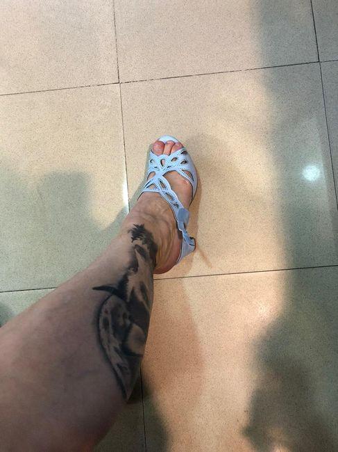 Dudas calzado novia - 1
