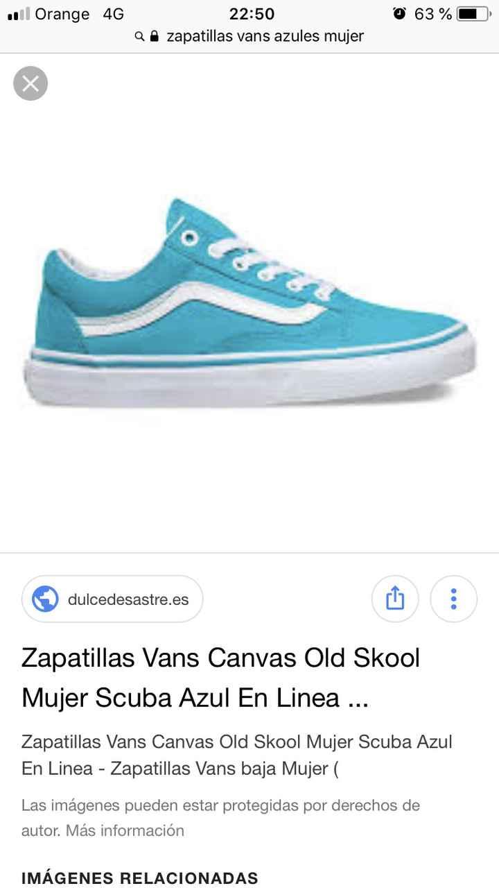 Zapatos para bailar??? - 1