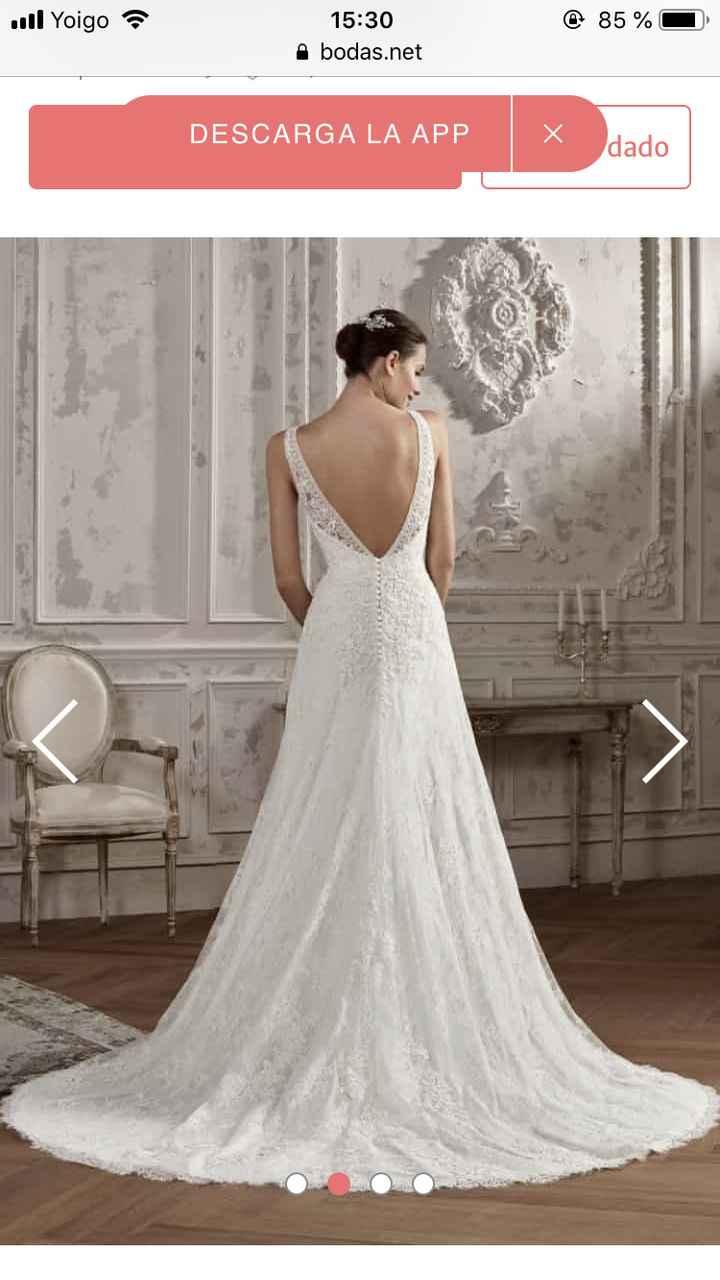 Dilema con el vestido... - 3