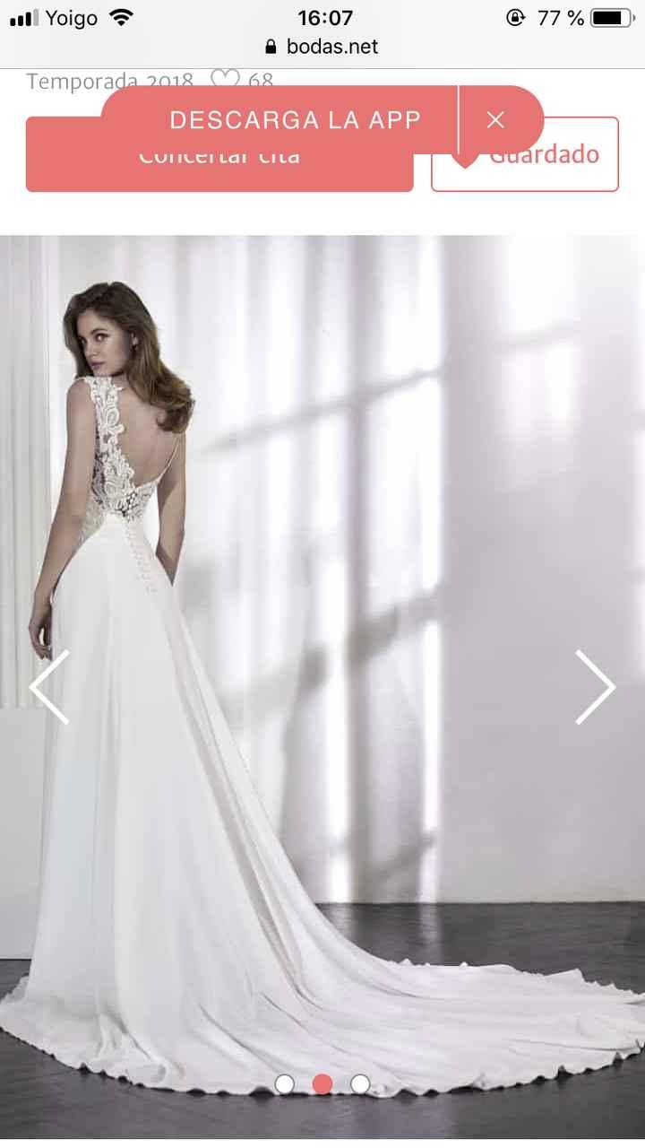 Opiniones sobre este vestido - 2