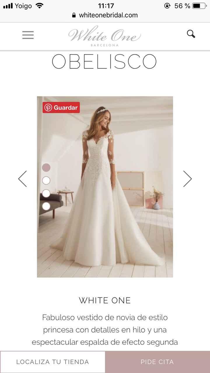 Opiniones sobre este vestido - 1