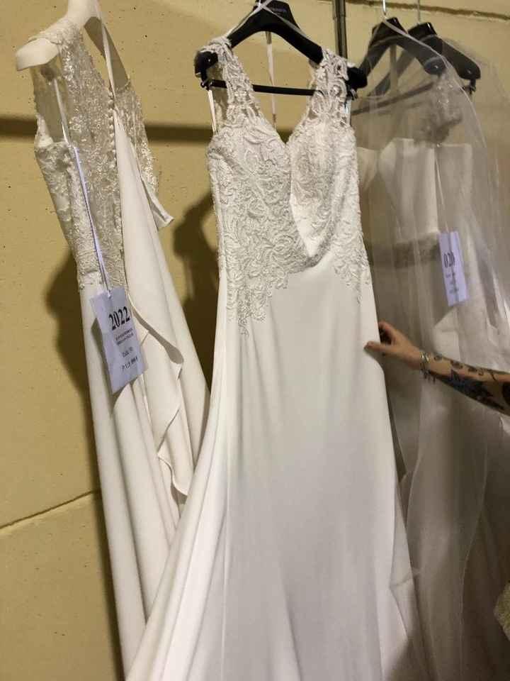 Dudas con un vestido - 1