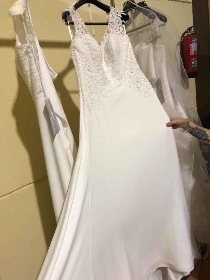 Dudas con un vestido - 2