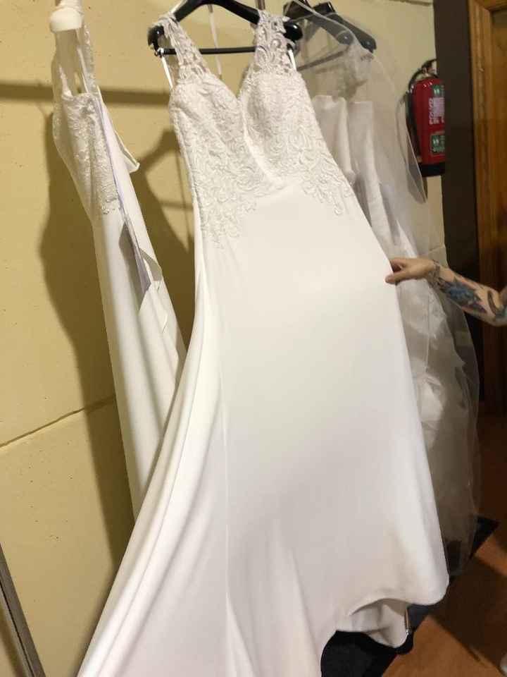 Dudas con un vestido - 3