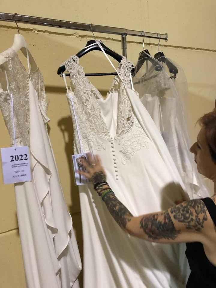 Dudas con un vestido - 4