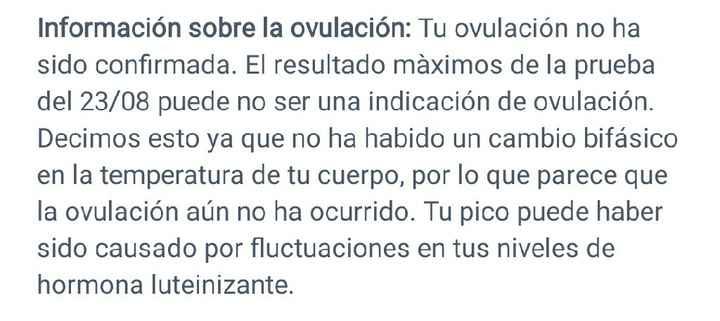 Ovulacion?🧐 - 3