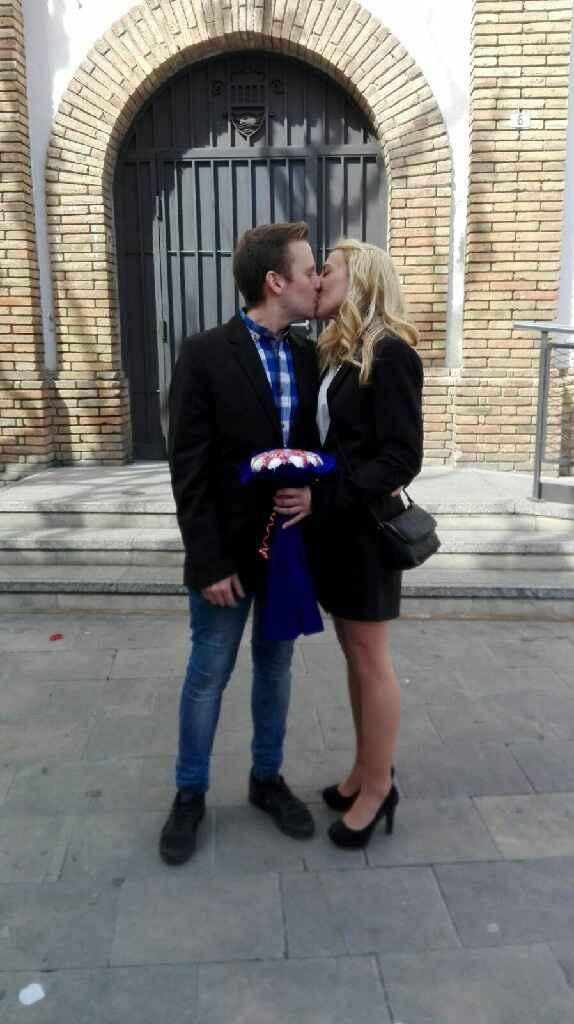 Casados legalmente!!😍😍 - 1
