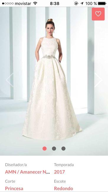 opinión amanecer nupcial - moda nupcial - foro bodas