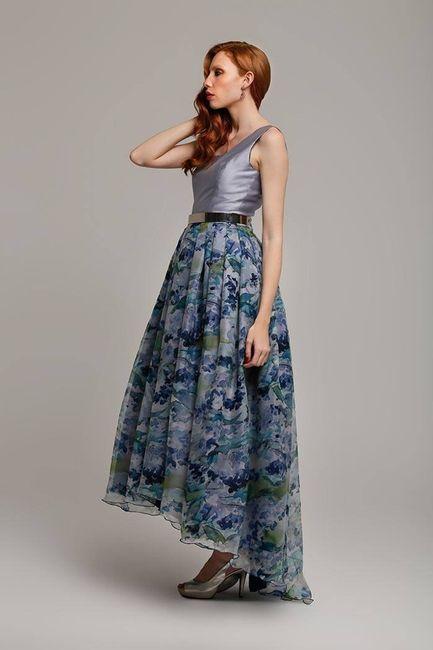 cómo puede/debe vestir la hermana del novio - moda nupcial - foro