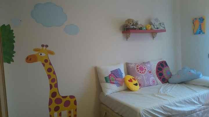 La habitación de nuestro bebe - 1