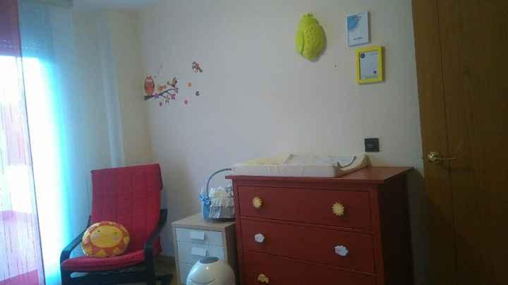 La habitación de nuestro bebe - 2