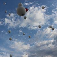 Mi tirada de globos