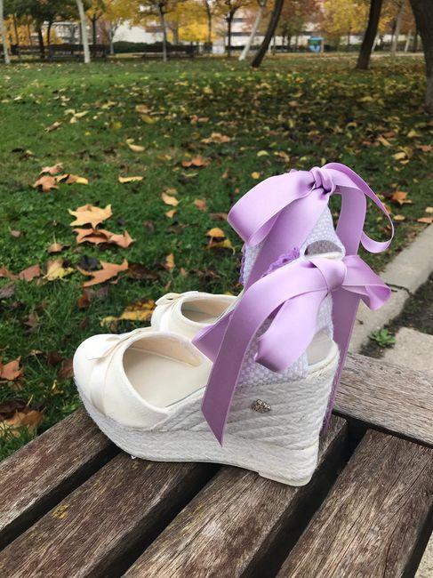 Mis zapatos de novia 2