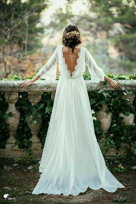 alguien sabe de quién es este vestido? - moda nupcial - foro bodas