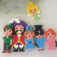 Hama Beads Peter Pan - 1
