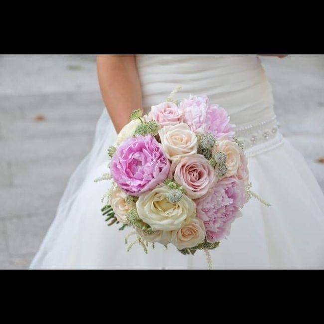 Que ramo elegiríais para v/boda? 2