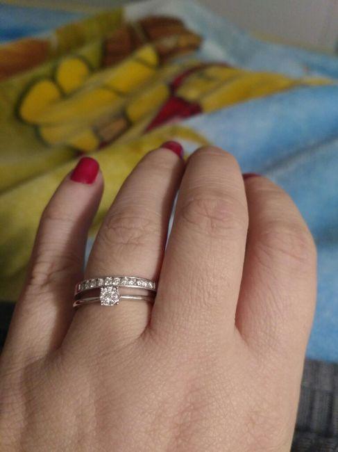 Trio de anillos: es demasiado para llevarlo todo junto? 5