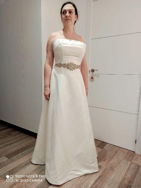 Vestido novia -500€ 3