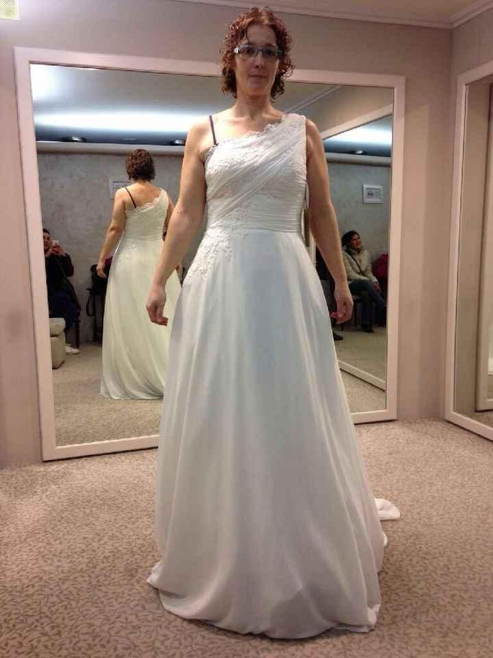 Ya tengo mi vestido - 1